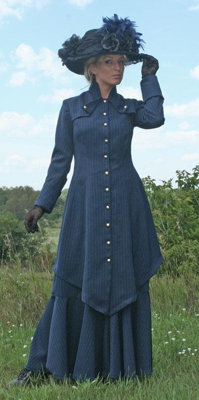 Платье для поездки в экипаже. XIX век - Ярмарка Мастеров - ручная работа, handmade