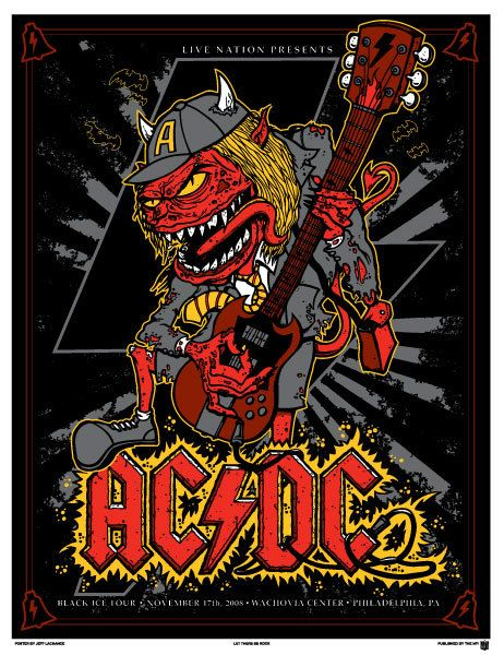 AC/DC ~ Black Ice tour 2008