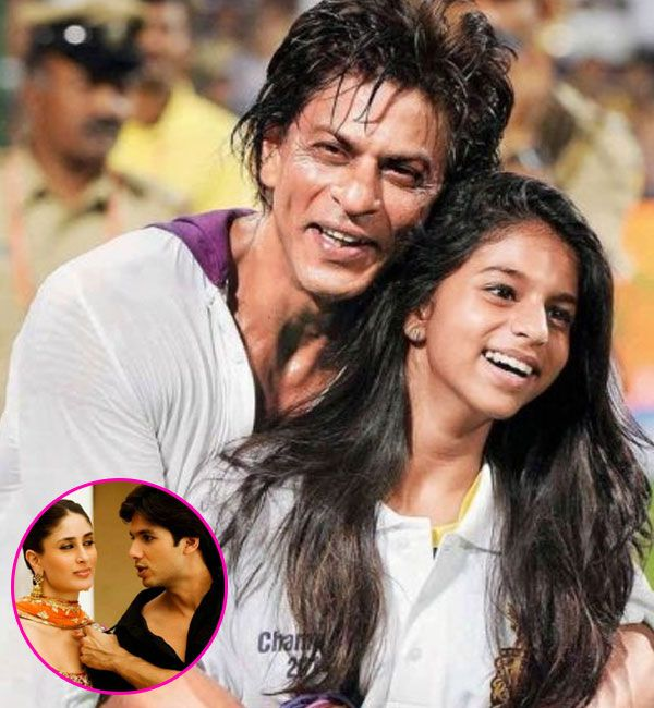 Suhana made Shah Rukh Khan watch Jab We Met but he loved this Imtiaz Ali film more #FansnStars