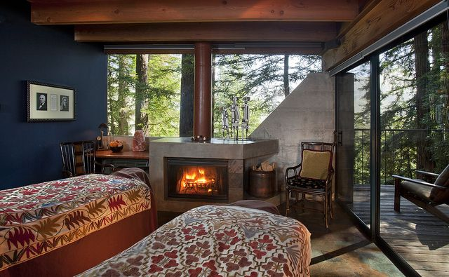 Big Sur: Post Ranch Spa : Couples Spa Suite by post-ranch-inn, via Flickr