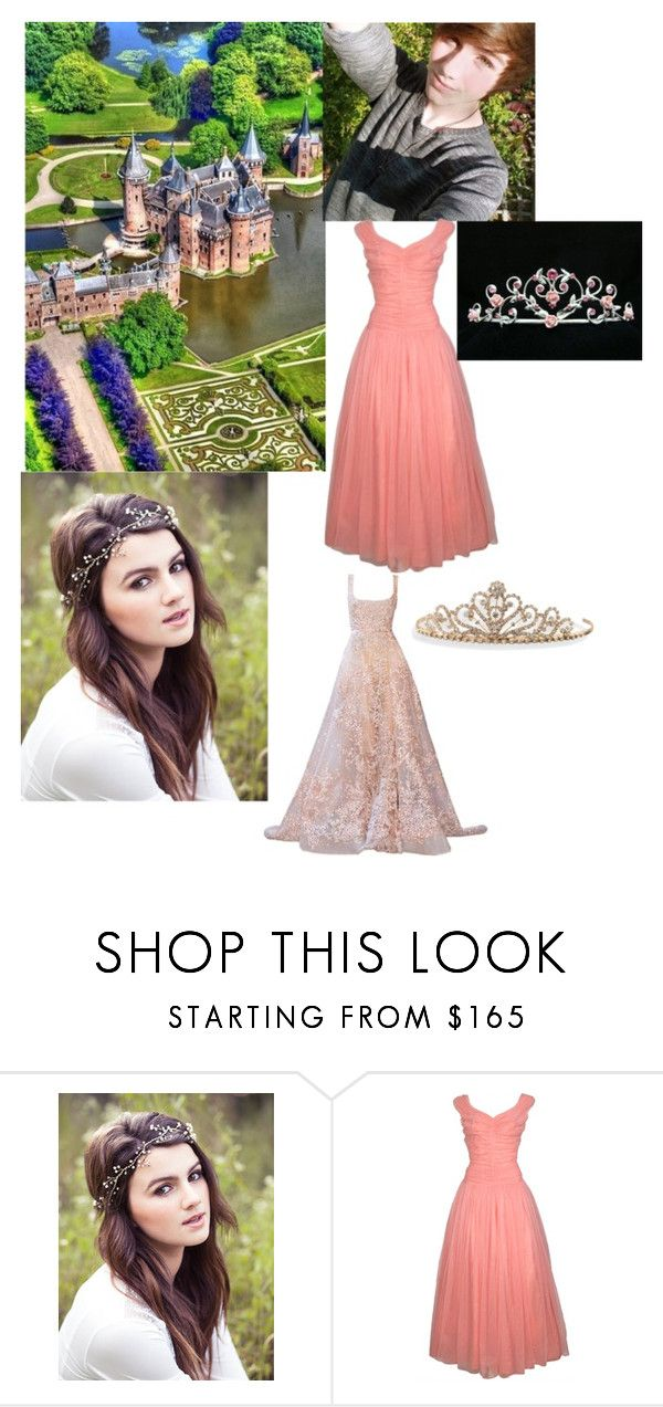 """""""party for my birthday and for becoming queen _Tenesse_ootd/ootn_both_"""" by antis3ptic-y0utub3-an0nz ❤ liked on Polyvore featuring Elie Saab and BillyTheTree"""