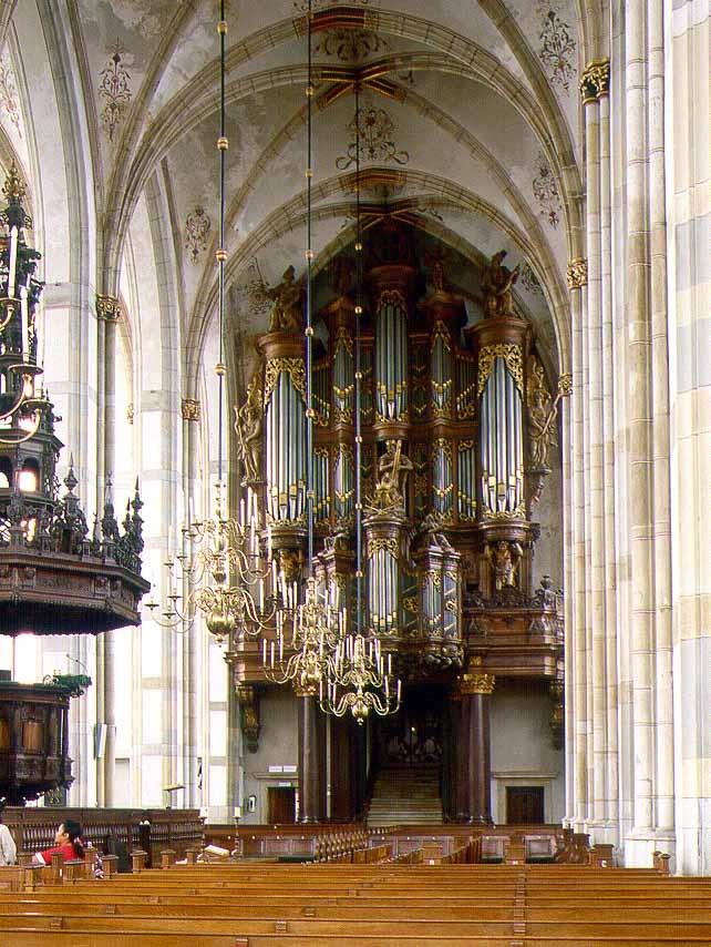 Zwolle: Sint-Michaëlskerk (Grote Kerk)