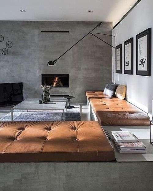 contemporary design constantly has large amounts of sleek spaces and areas, this room is no exception
