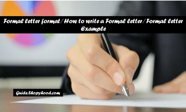 Hello Learners! Are you searching for Formal letter format ⁄ How to write a Formal letter ⁄ Formal letter examples then you are on right place. Because today I am going to clear all your doubts related to Formal letters.   #formal letter #formal letter exaples #formal letter format #formal letter writing #how to write formal letter #samples of formal letters