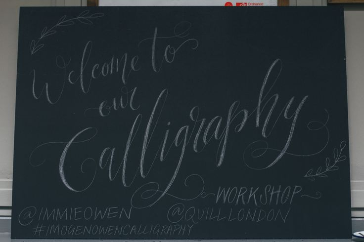 17 Best Images About Calligraphy Lettering