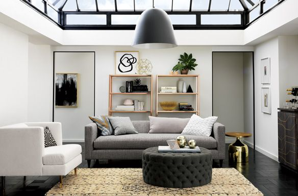 Overscaled Lights For Great Rooms