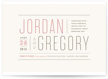 New Customer Offer: Up To Off Wedding Invitations. Shop Unique Wedding  Invitations From Independent Artists On Minted.