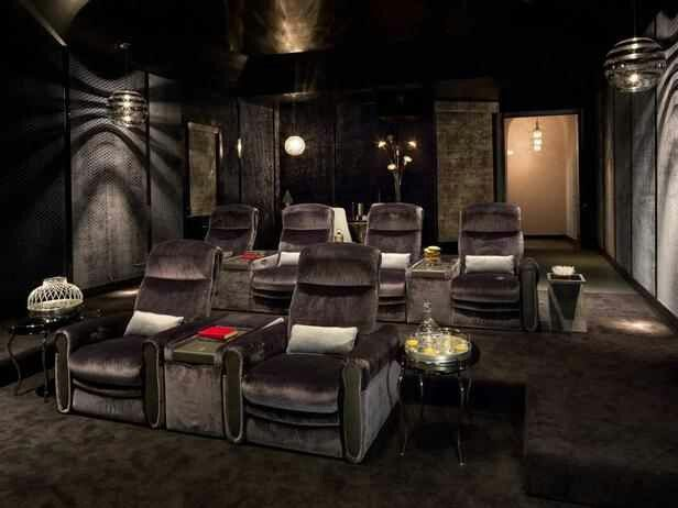 Home Theater RoomsHome Theater DesignHome ...