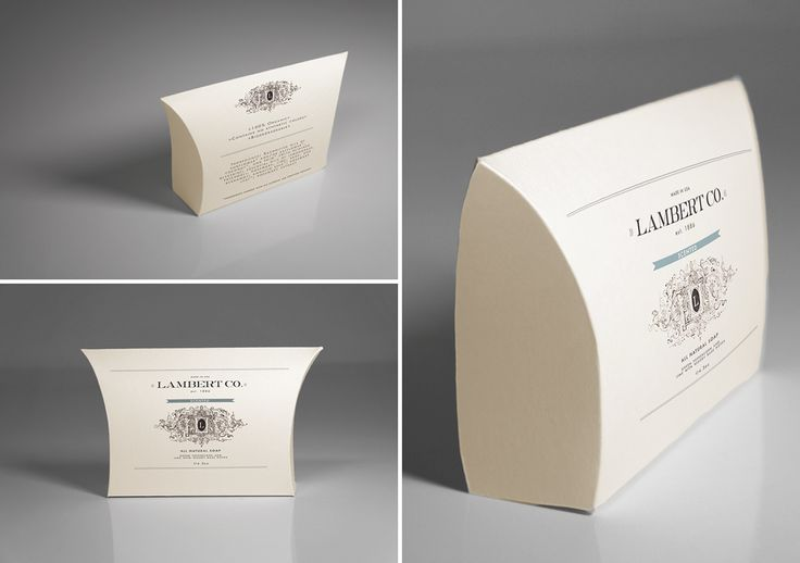 Soap Packaging for Senior Thesis on Behance