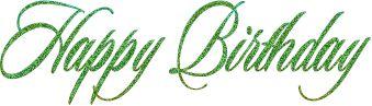 Decent Image Scraps: Happy Birthday