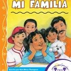 ¡Los niños aprenderán las palabras sencillas de español en este libro divertido y ilustrado, por ejemplo, mamá, papá, hermano, hermanita, abuela, abuelo, tía, tío, primos, y mi familia!  Translated: Children will learn simple Spanish words through this fun illustrated story, for example, mom, dad, brother, baby sister, grandma, grandpa, aunt, uncle, cousins, and my family!  *Includes read-along audio