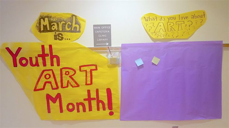 4 New Ideas to Celebrate Youth Art Month
