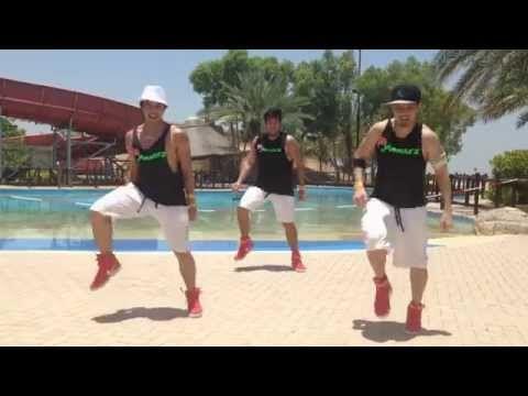 Mi Gente Zumba® Choreo by Pjammerz Dubai - YouTube, (little harder to follow) 4 min.