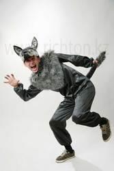 Взрослый карнавальный костюм волка