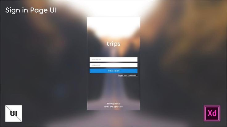 New video on designing a Sign In page with @adobe XD. Link in bio! - - - - - #app #appdesign #design #designer #dribbble #behance #iosdesign #iosinspiration #iosinterface #iphonedesign #iphoneinspiration #iphoneinterface #mobiledesign #mobileinspiration #mobileinterface #ui #ux #userinterface #userexperience #uidesign #uxdesign #interfacedesign #wireframe #digitaldesign #webdesign #materialdesign #minimalistdesign #visualdesign #userinterfacedesign #dailyui