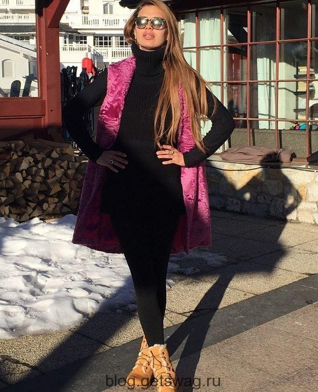 Уличный стиль в инстаграмах знаменитостей. Часть II. Виктория Боня.боня19
