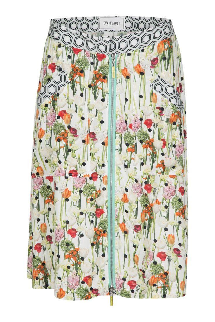 Fresh Holiday Skirt  - 1