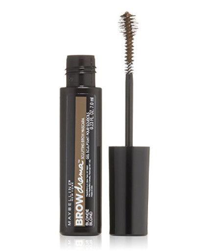 Maybelline New York Eyestudio Brow Drama Sculpting Brow Mascara - Amazon Beauty Products Every Lazy Girl Needs - Photos