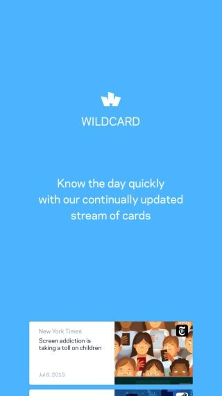 Wildcard - Know the Day in News and Entertainment | Pttrns