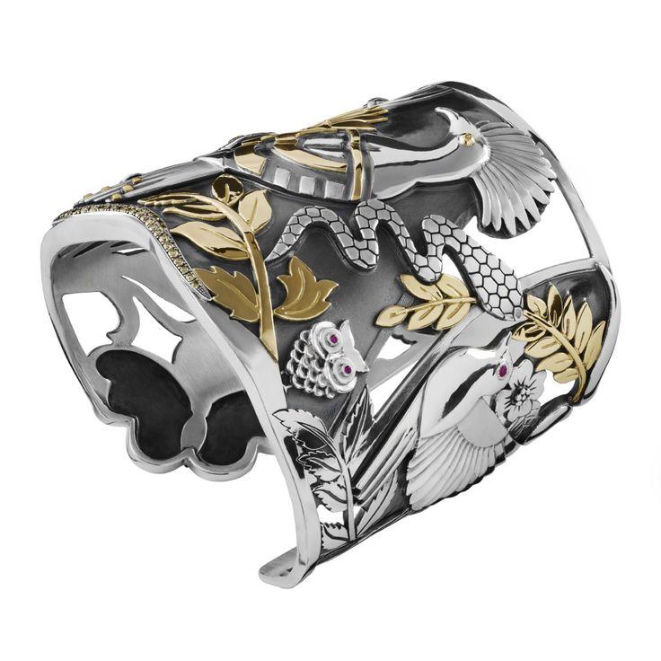Azza Fahmy Jewellery выпустил дополнение к коллекции украшений Wonders of Nature