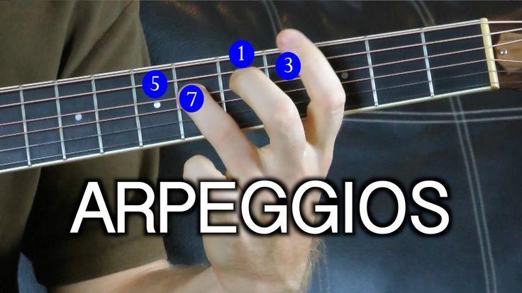 191 best Guitar Lessons images on Pinterest | Guitar chords ...