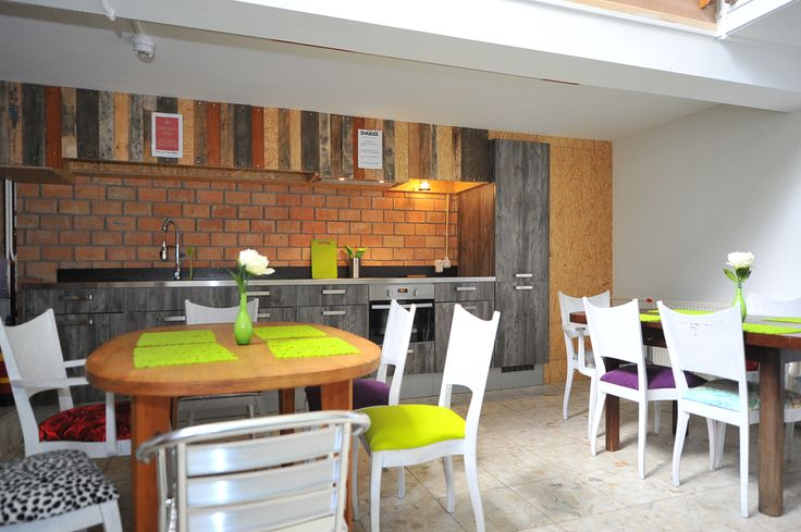 Our Guest kitchen.