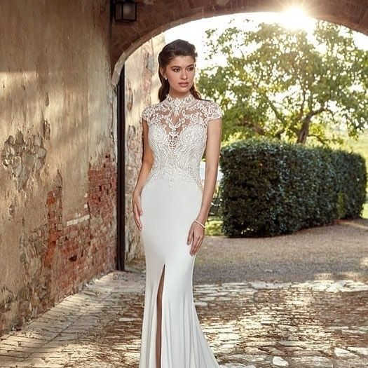 Passionsspitze – Bellissima Bridal Designs 371 Miracle Mile, Coral Gables, Florid …   – Weddingdresses