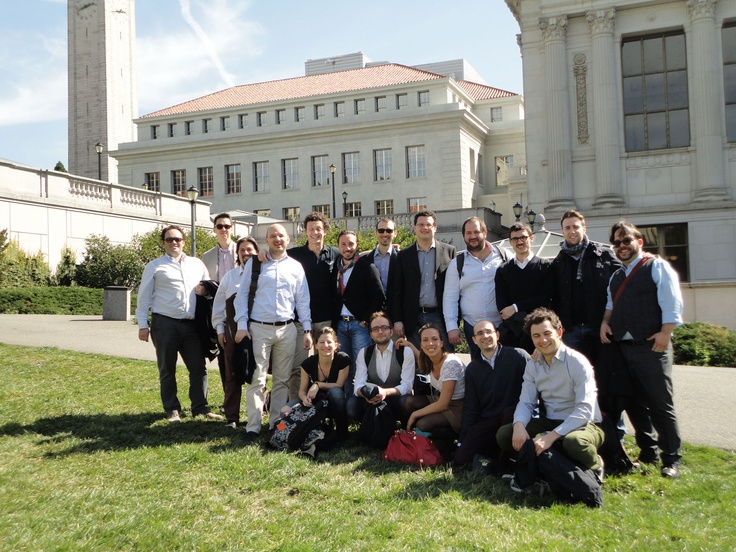 Giovani Imprenditori Toscana - Berkeley University