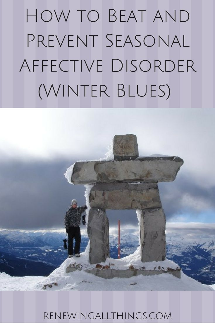 How to beat the winter blues! Easy and powerful ways to end anxiety and depression!
