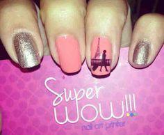 Super Wow!!!, spa de uñas con estampado en Bogotá