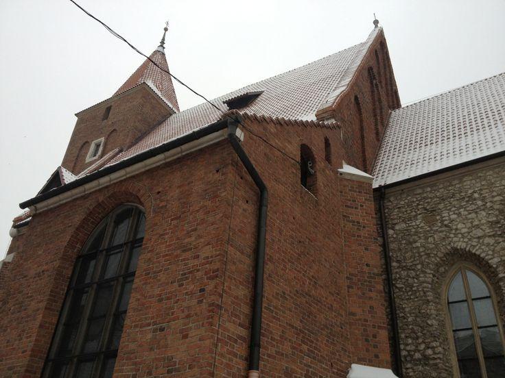 Kościół Świętego Krzyża w Kraków, Małopolska