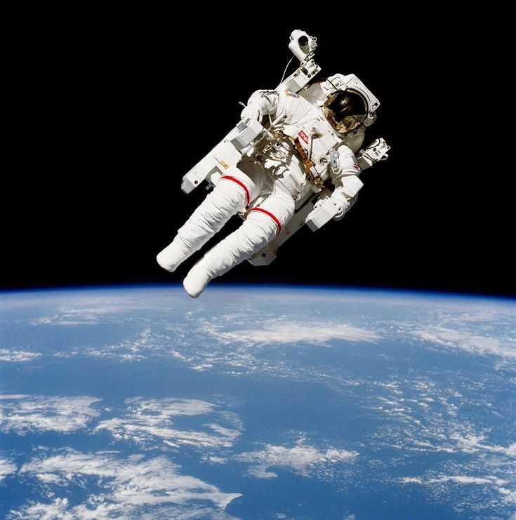 #Morre Bruce McCandless II, primeiro astronauta a caminhar solto no espaço - Globo.com: Globo.com Morre Bruce McCandless II, primeiro…