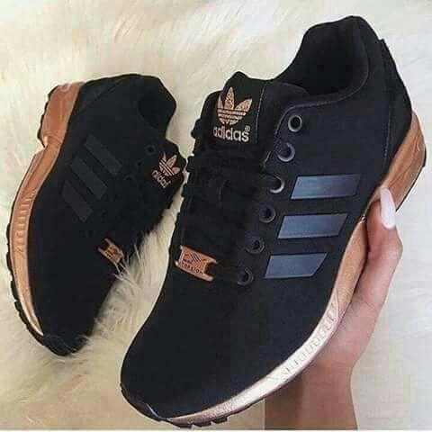 Dourado | Adidas shoes women