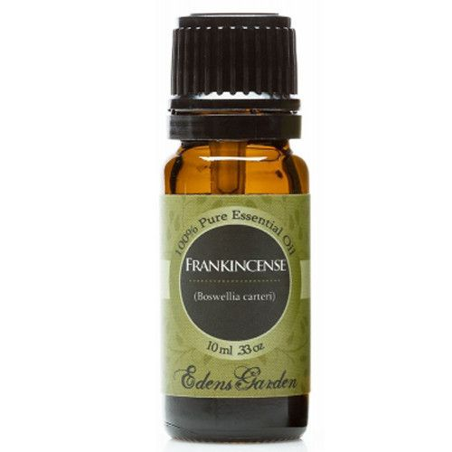 Frankincense refreshes dull or aging skin. Its anti-inflammatory property is a powerful agent against arthritis and sore muscles. Frankincense can also be used as an insect repellent and is also widely used in cosmetics and soap manufacturing. It has a strong grounding aroma, and often-used in medication. Frankincense has antiseptic, astringent, carminative, digestive, diuretic, sedative, tonic and expectorant properties.