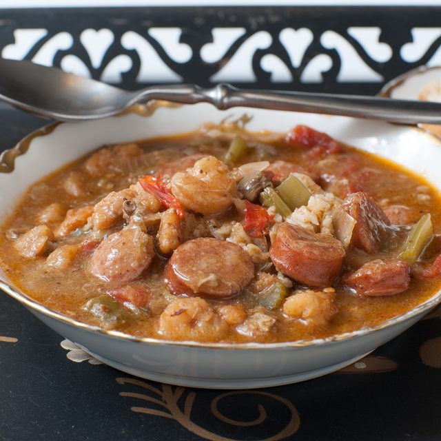 How to Make New Orleans Style Seafood Gumbo
