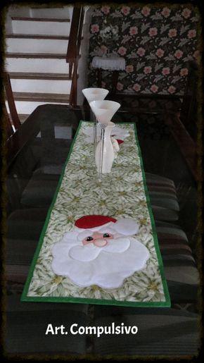 Trilho de mesa natal                                                       …