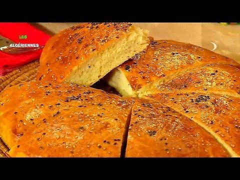 Recette - Khobz dar et tajine hlou - Recette facile - la cuisine algérienne 2015, Samira TV HD