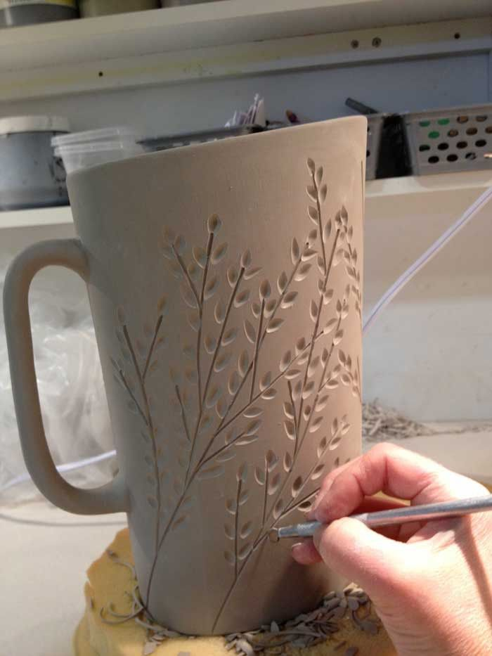 Best 25 pottery designs ideas on pinterest pottery for Pottery designs with clay