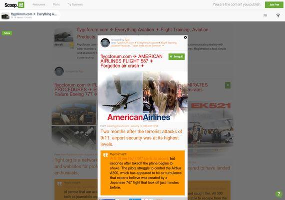 flygcforum.com ✈ AMERICAN AIRLINES FLIGHT 587 ✈ Forgotten air crash tragedy ✈