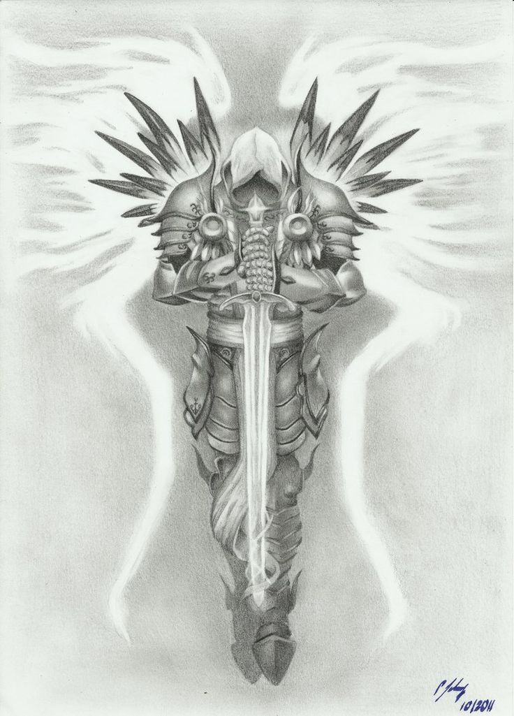 Archangel Tyrael - Google Search
