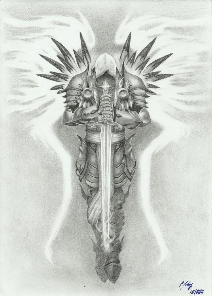 Archangel Tyrael - Google Search