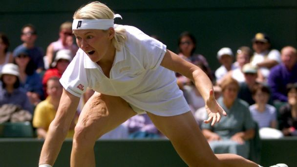 Tennis+-+Pam+Shriver+-+Remembering+the+good+times+with+Jana+Novotna