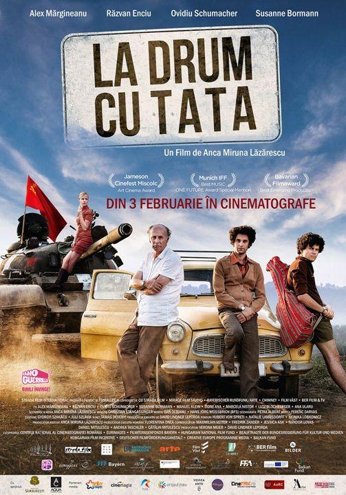 La drum cu tata - Cinema OneCinema One