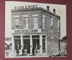 United States Mint at Denver, Circa 1860