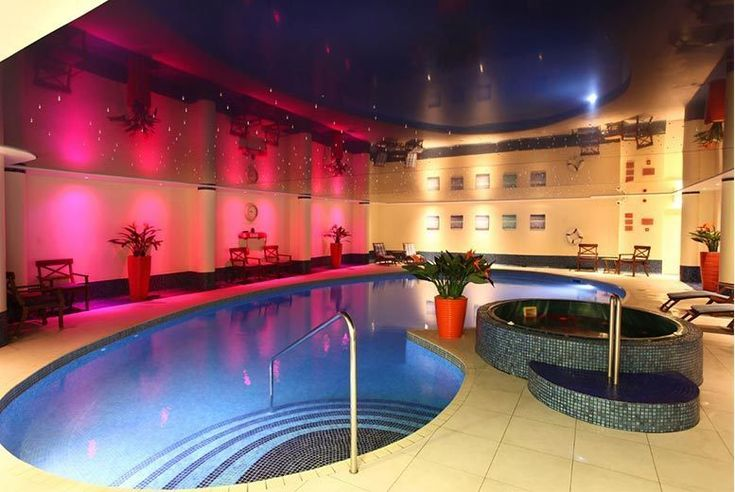 Discount UK Holidays 2017 South Wales Spa Escape, & Dinner for 2 - Spa Treatment! £119 (at Best Western Heronston Hotel and Spa) for an overnight Bridgend spa break for two including breakfast, £22.50pp dinner allowance, treatment and late check-out, or £169 for two nights - save up to 45%
