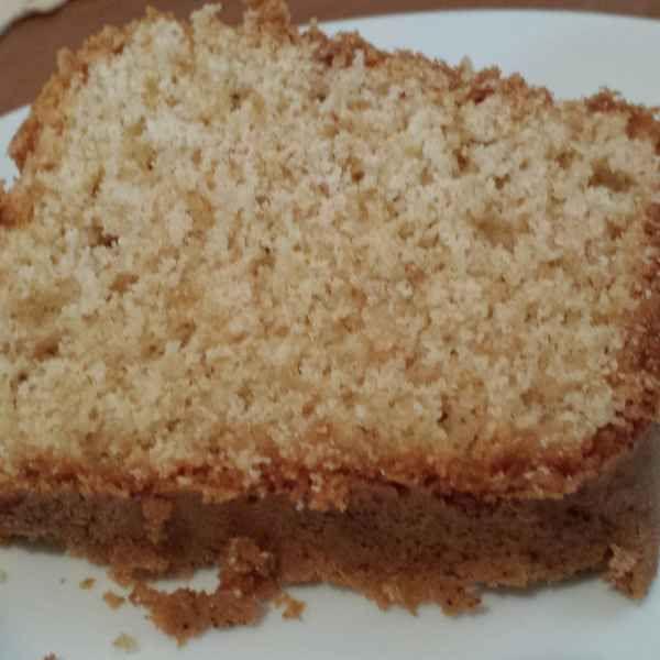 Bolo Delicia De Amendoin Com Farinha De Mandioca