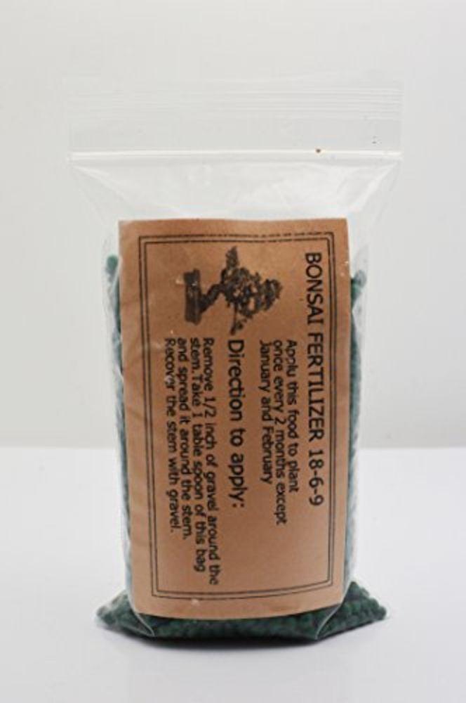 Slow Release Bonsai Fertilizers Plant Food Fertilizer Pellets #9GreenBox