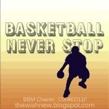 DP BBM Animasi Terbaru Versi Photoshop : 4 Animasi BBM Basketball/Bola Basket 2015