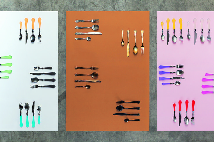Amazing vintage style cutlery, new collections at our shop