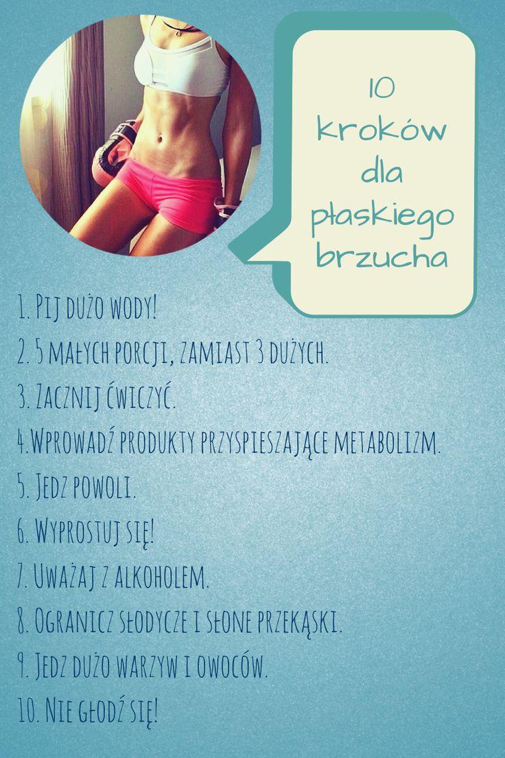 10 Kroków dla płaskiego brzucha! | 10 Steps to flat belly! http://fifty-shades-of-beauty.blogspot.com/2014/05/10-krokow-dla-paskiego-brzucha.html